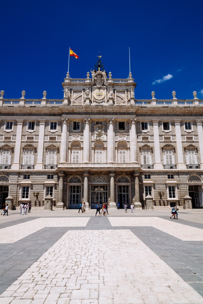 Royal Palace of Aranjuez, Spain, Travel Photography, Vin Images