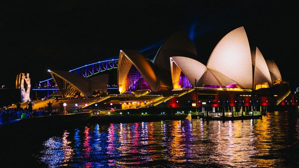 Sydney Harbour, Australia, Travel Photography, Vin Images