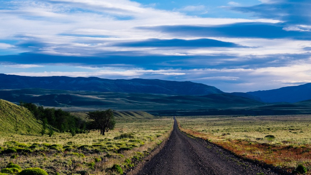 Patagonia Steppe, Chile, Travel Photography