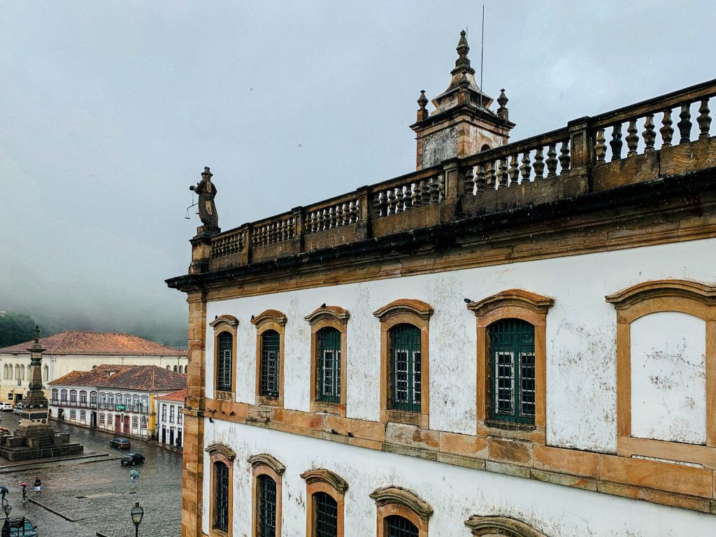 Ouro Preto, Brazil, Travel Photography, Vin Images