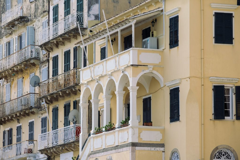 Corfu, Greece, Travel Photography, Vin Images