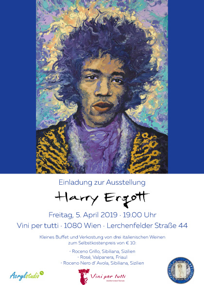 EXHIBITION HARRY ERGOTT