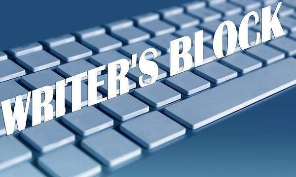 Saying bye to Writer's Block #MondayMusings & #MicroblogMondays