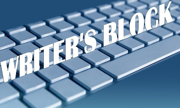 Saying bye to Writer's Block #MondayMusings & #MicroblogMondays