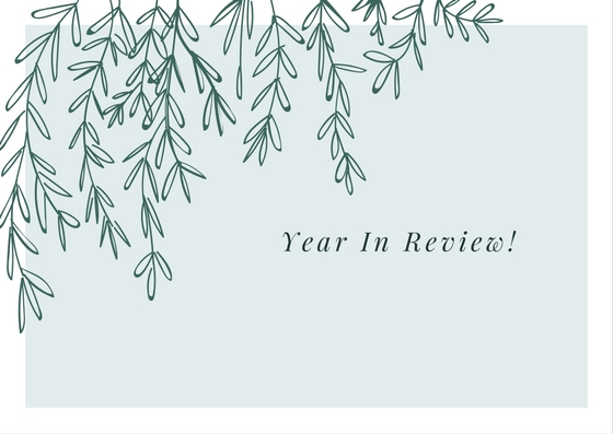 Year in Review #MondayMusings #MicroblogMondays