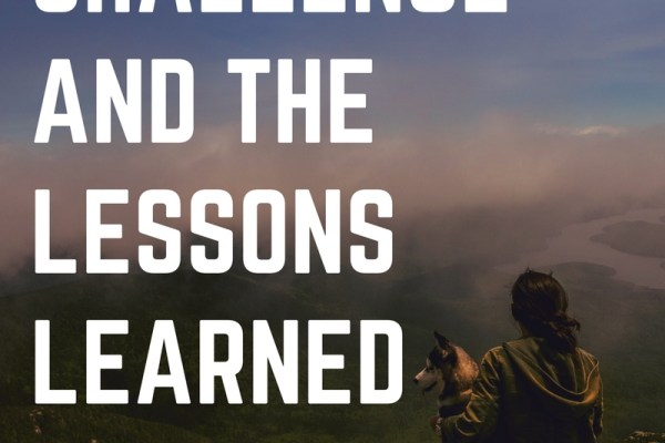 A Blogging Challenge and the lessons learned