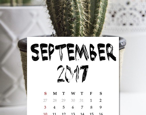 Goodbye September! #writebravely #WriteTribeProBlogger