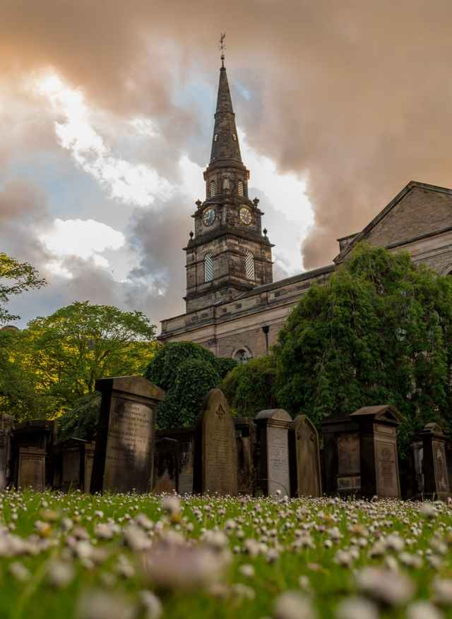 beige and gray cathedral