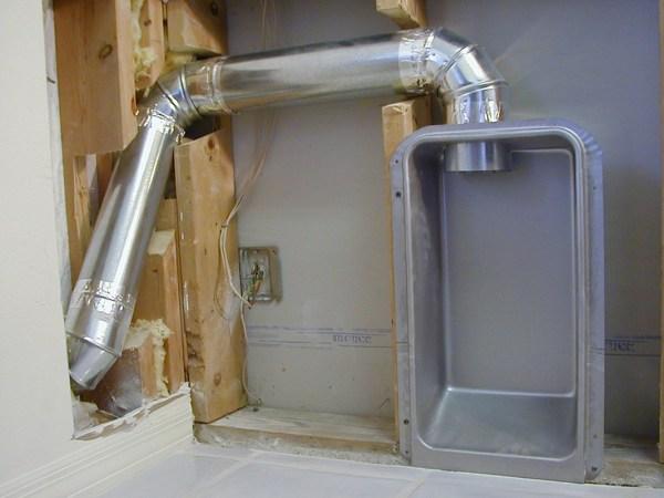Dryer Duct - Vinje' Sheet Metal & Diy Heating