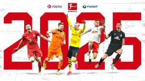 Bundesliiga jatkaa NENT Groupilla vuoteen 2025 asti