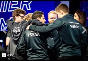 Team Vitality vs OG ESL Pro liigassa