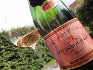Cremant de Bourgogne rose