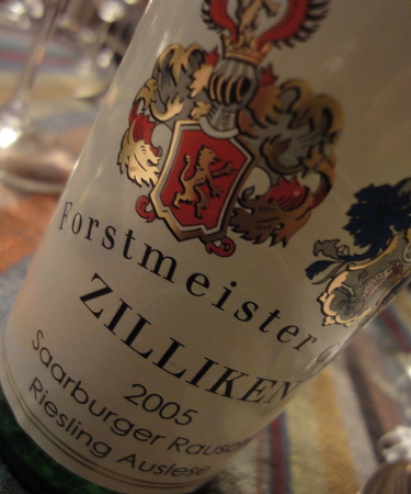 Auslese riesling