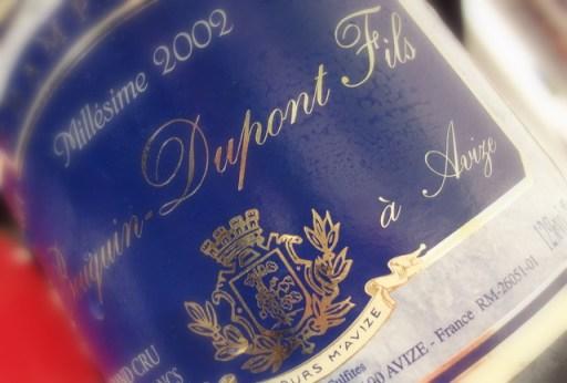 Champagne Avize