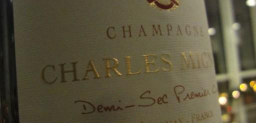 Demi Sec Champagne