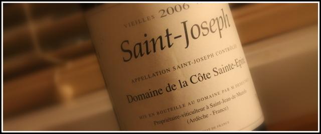 2006 Domaine de la Cote Sainte-Epine. Lad os finde en nemt navn, som forbrugeren aldrig glemmer.