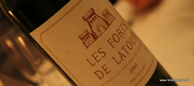 2005 Les Forts de Latour, Pauillac
