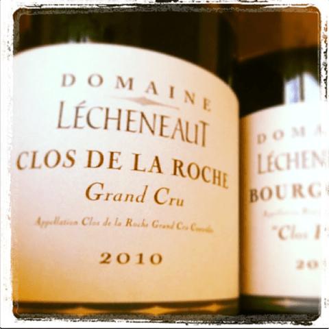 Lecheneaut Clos de la Roche
