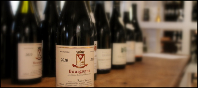 2010 Bertrand Ambroise, Bourgogne rouge