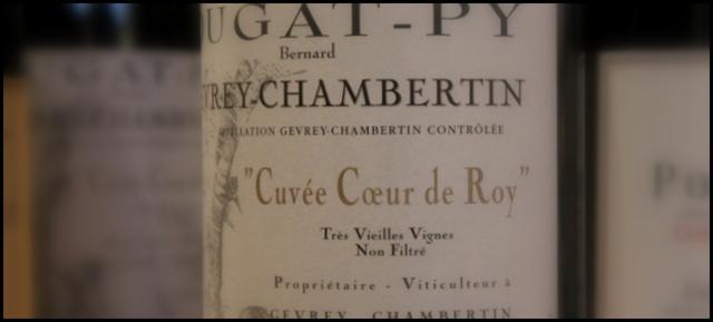 2010 Dugat-Py, Cuvée Cæur du Roy, Tres Vielles Vignes, Gevrey-Chamberti
