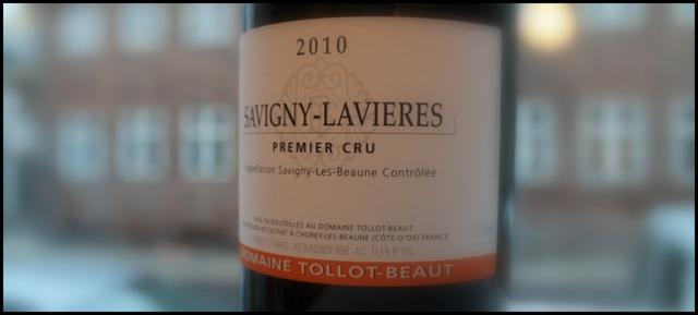 2010 Tollot-Beaut, Lavieres 1'er Cru, Savigny-les-Beaune
