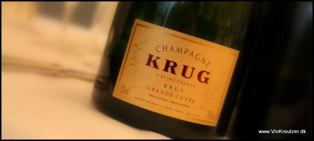 MV Krug, Grande Cuvée, Champagne