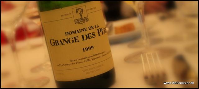 1999 Grange des Peres, Vin de Pays de Herault, Languedoc