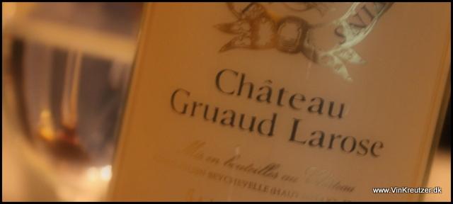 2000 Chateau Gruaud Larose, Saint Julien
