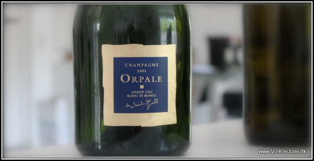 2002 De Saint Gall Orpale Champagne