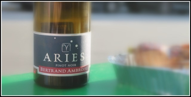 2008 Bertrand Ambroise, ARIES, Bourgogne