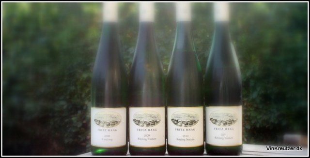 Fritz Haag Riesling