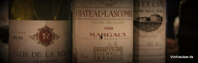 Margaux GRand Cru