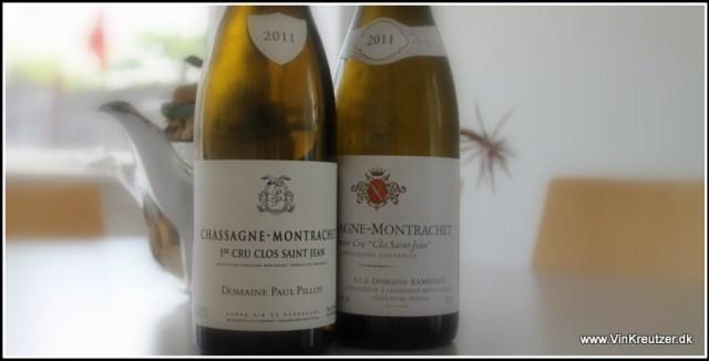2011 Ramonet, Clos Saint Jean 1'er Cru, Chassagne-Montrachet