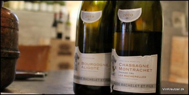 Bacelet, Chassagne Montrachet