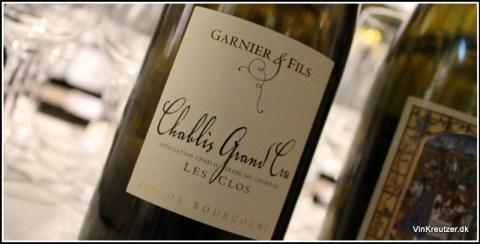 2010 Garnier & Fils, Les Clos, Grand Cru Chablis