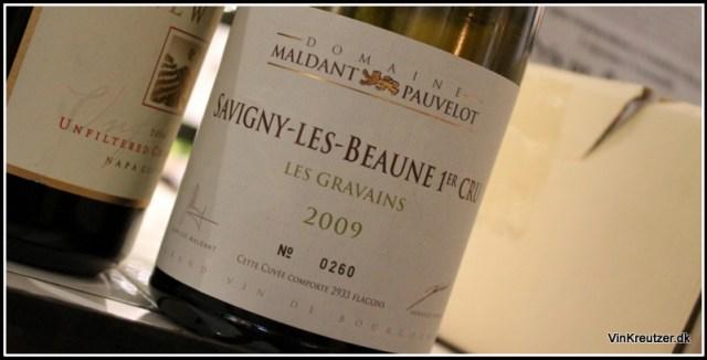 2009 Domaine Maldant Pauvelot, Les Gravains, Savigny-les-Beaune