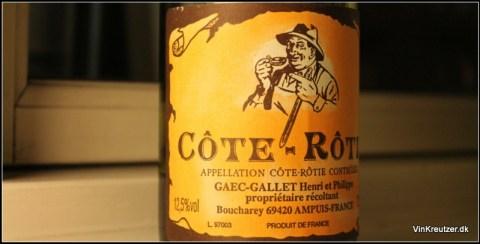Cote Rotie 1995