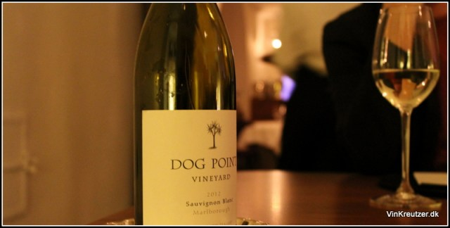 2012 Dog Point, Sauvignon Blanc, Marlborough, New Zealand
