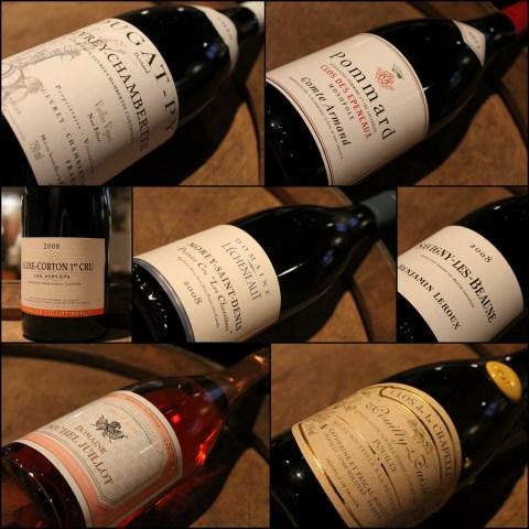 2008 Bourgogne