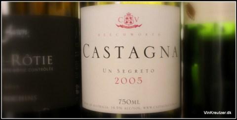 Castagna, Un Segreto