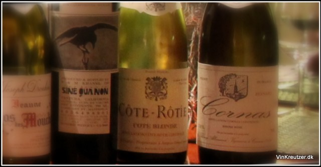 Cote Rotie Rostaing