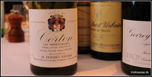 1993 Corton Grand Cru