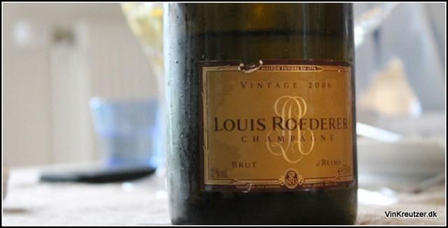 Champagne Roederer 2006