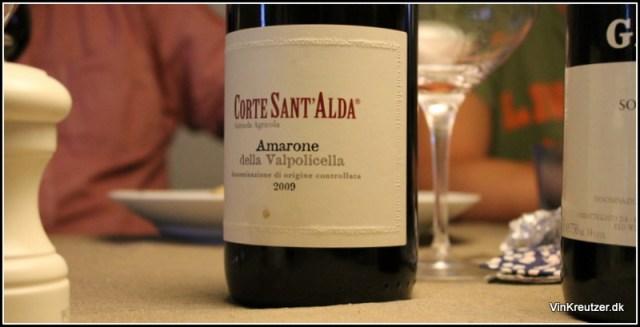 Amarone Corte Sant Alda Veneto