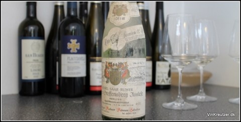 Mosel Auslese Riesling 1981