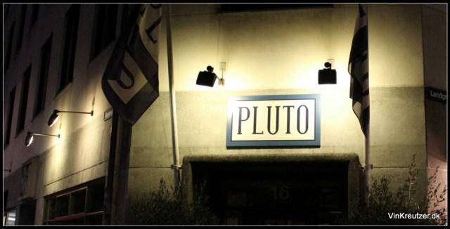 Restaurant Pluto