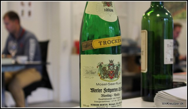 1990 Mosel Spatlese