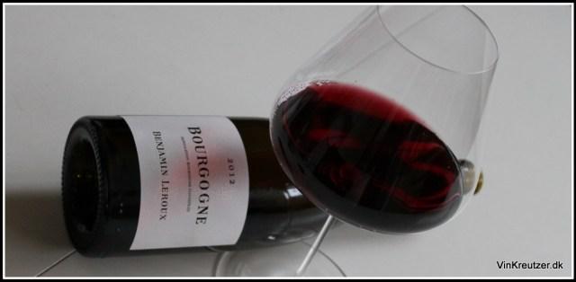 Leroux Bourgogne Rouge