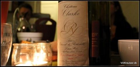 1990 Clarke Listrac