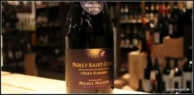 Morey Magnien Tres Girard
